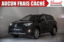 Toyota RAV4 Hybrid 2016+HYBRIDE+LIMITED+NAV+CUIR+TOIT+CAMERA RECUL 2016