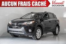 Toyota RAV4 2015+LIMITED+AWD+NAV+TOIT+MAGS+CAMERA RECUL+FOGS 2015