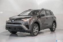 2018 Toyota RAV4 LE - 2000$ OPTIONS