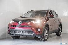 2018 Toyota RAV4 XLE AWD 1100$ D'ACCESSOIRES