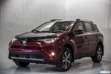 2018 Toyota RAV4 XLE AWD 1300$ D'ACCESSOIRES