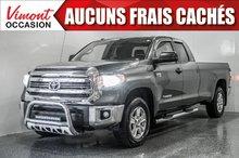 Toyota Tundra 2016+4WD+SR5+CREW CAB+CAMERA DE RECUL+BLUETOOTH 2016