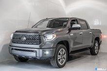 Toyota Tundra PLATINUM 4500$ ACCESSOIRES INCLUS 2019