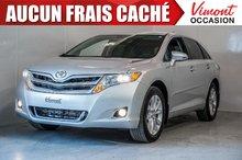 2014 Toyota Venza 2014+FWD+LE+A/C+GR ELEC COMPLET+SIEGES CHAUFFANTS