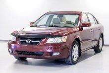 2007 Hyundai Sonata GLS NOUVEAU EN INVENTAIRE