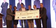 Le Groupe Beaucage s'implique auprès de la Fondation Rock Guertin