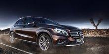 Le nouveau Mercedes-Benz GLA: définir un nouveau segment