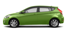 Hyundai Accent 5 Doors 2014