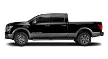 2017 Nissan Titan XD Diesel