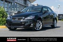2012 Lexus IS 250 TOIT OUVRANT-BAS KILOMETRAGE