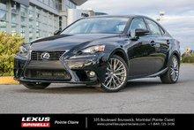 2015 Lexus IS 250 PREMIUM