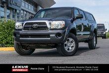 2011 Toyota Tacoma 4X4