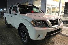 Nissan Frontier CREWCAB*4X4*PRO-4X*TAUX A PARTIR DE 2.39%* 2018