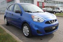 Nissan Micra S*AUTO*GARANTIE PROLONGEE INCLUSE* 2015