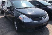 Nissan Versa 1.8*S*SUPER ECONOMIQUE*NOUVEAU+PHOTOS A VENIR* 2012