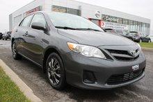 Toyota Corolla CE*AUTOMATIQUE*BANCS CHAUFFANTS*CRUISE* 2012