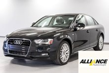 2015 Audi A4 2.0T Komfort plus - 4 PNEUS D'HIVER INCLUS-