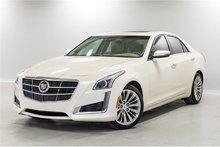 2014 Cadillac CTS Sedan AWD Luxury 3.6L Luxury