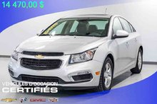 Chevrolet Cruze Limited LT Turbo Toit ouvrant ,cuir , mag , 2016