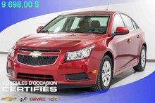 2012 Chevrolet Cruze DEMARREUR A DISTANCE, CAMERA DE RECUL