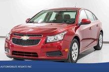 Chevrolet Cruze DEMARREUR A DISTANCE, CAMERA DE RECUL 2012