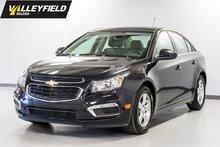 2016 Chevrolet Cruze 2LT Cuir, toit ouvrant, bas kilométrage!