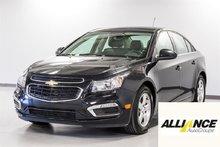 Chevrolet Cruze LT 2LT 4 PNEUS D'HIVER INCLUS !* 2016