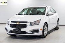 Chevrolet Cruze 1LT - NOUVEAU EN INVENTAIRE 2016