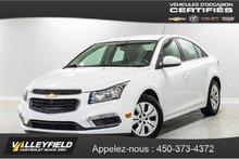 Chevrolet Cruze Limited LT Turbo 2016