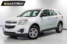 Chevrolet Equinox LS, BALANCE DE GARANTIE GM 2015