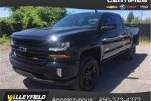 Chevrolet Silverado 1500 4WD DOUBLE CAB MIDNIGHT EDITION 2016
