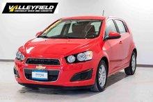 Chevrolet Sonic LT ONSTAR 4G LTE WI-FI, CAMERA DE RECUL 2016