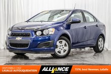 Chevrolet Sonic LS | 1.8L | 2013