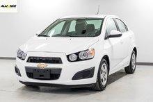 Chevrolet Sonic LT - Nouveau en Inventaire 2016