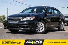 2013 Chrysler 200 TOURING | SIÈGES CHAUFFANTS | GROUPE ELECTRIQUE