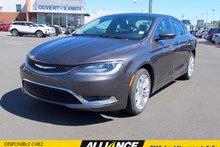 Chrysler 200 LIMITÉE CAMERA DEM DIST A/C 2016