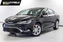 Chrysler 200 Limited Plusieurs choix en inventaire! 2016