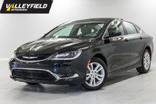 2016 Chrysler 200 Limited Mags, bien équipé!