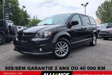 Dodge Grand Caravan R/T 99$/SEM CUIR,NAVIGATION,DVD BLU RAY,MAG 2014