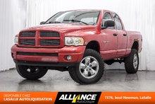 2004 Dodge RAM 1500 LARAMIE | 4X4 | HEMI | MAGNUM | 5.7L V8 |