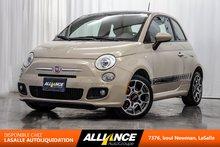 Fiat 500 SPORT | TOIT | BLUETOOTH | 1.4L | 2012