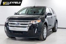 2012 Ford Edge Limited Véhicule très bien équipé!