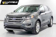 2016 Ford Edge SEL AWD, pneus d'hivers inclus, toit ouvrant!