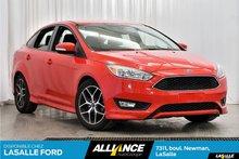 2016 Ford Focus SE SE SPORT ENSEMBLE HIVER