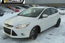 2012 Ford Focus SEL - CLIM DUAL ZONE - SIEGES CHAUFFANTS