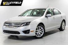 2012 Ford Fusion SEL Bas Kilométrage WOW! Nouveau en Inventaire
