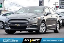 Ford Fusion S | BLUETOOTH | 2014