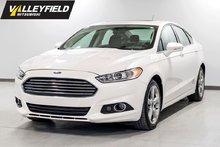 Ford Fusion SE 1 seul proprio, IMPECCABLE! 2014