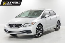 2013 Honda Civic EX (A5) Économique!