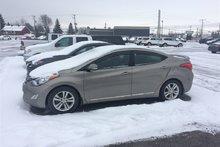 2013 Hyundai Elantra LIMITED EN PRÉPARATION